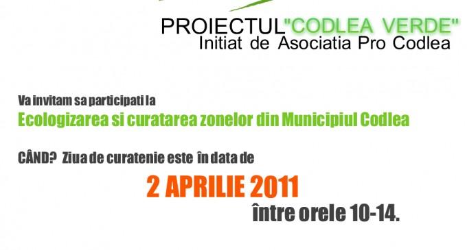 Proiectul Codlea Verde