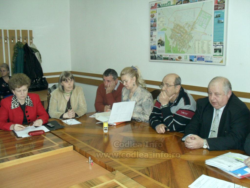 Sedinta Consiliu