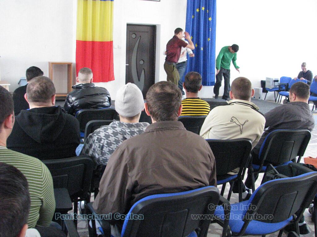 Ziua internationala a rromilor-Penitenciarul Codlea