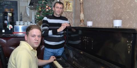 Colind Nicu Nistor si Ovidiu Stan