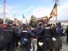 11Protest blocare DN1 la Codlea