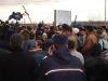 7Protest blocare DN1 la Codlea