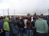8Protest blocare DN1 la Codlea