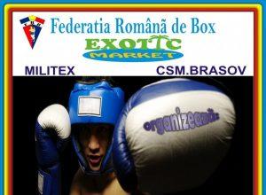 Campionat de box pentru tineret