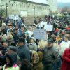 Protest-Codlea