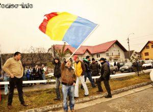 Protest Codlea