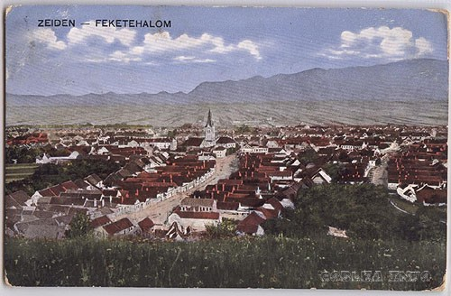 Vedere Codlea din 1911