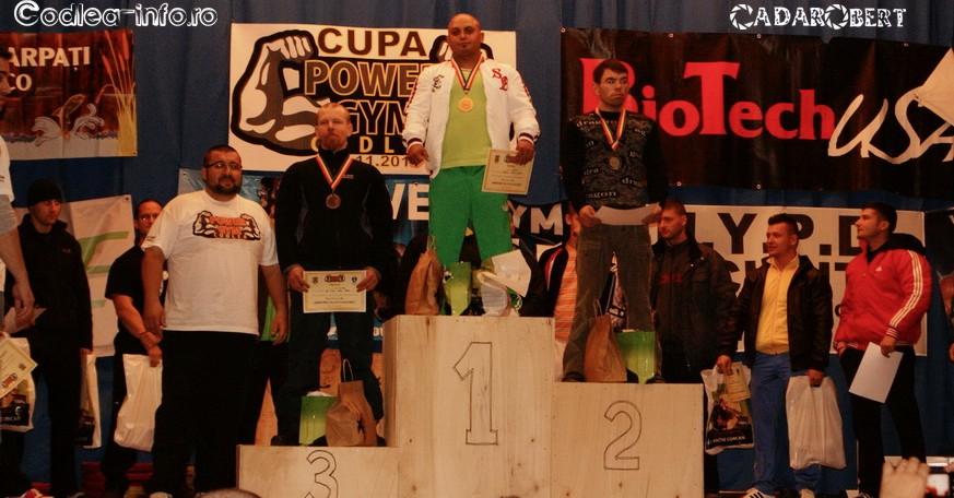 Cupa Power Gym 2011