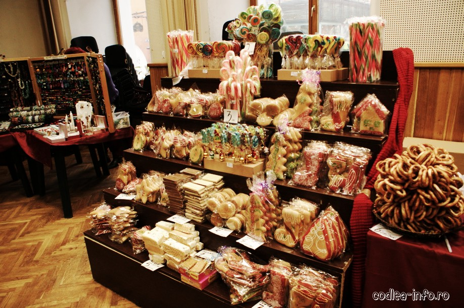 Targ de dulciuri