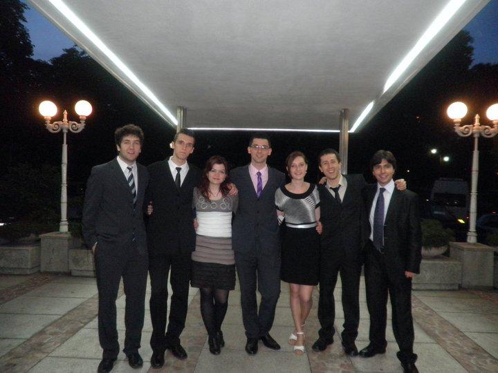 Echipa de conducere 2011-2012