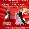 Curs academia de dans