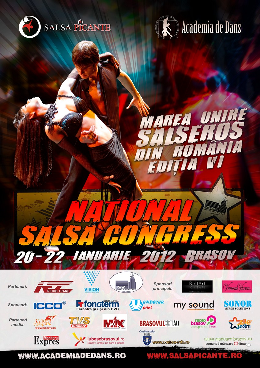 National Salsa Congress 2012