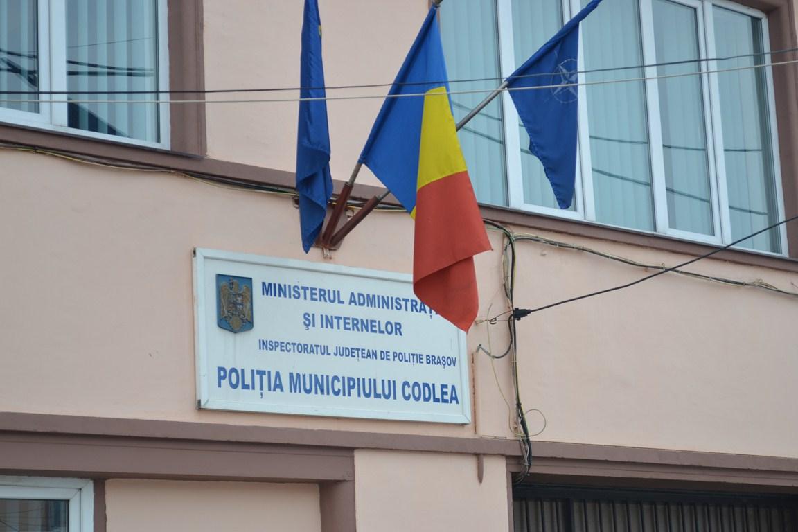 Politia Codlea www.codlea-info.ro