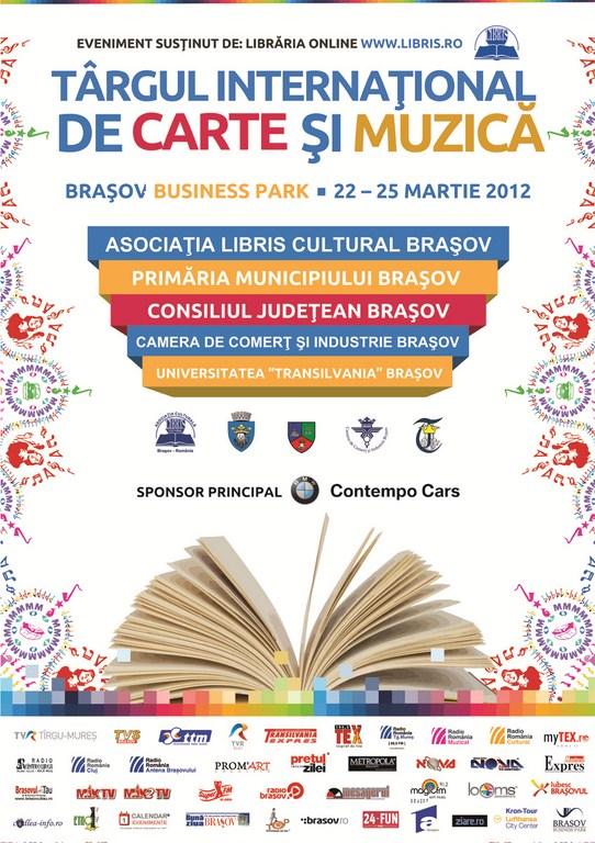 Târgul Internaţional de Carte şi Muzică Braşov