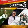Asociatia Civica Muntean Catalin organizeaza concert DIRECTIA 5, Ioan Bocsa, Ionut Fulea – Promenada Codlei