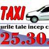 PERSONALIZARI ave taxi 2009