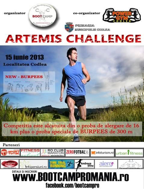 Artemis Challenge - Boot Camp Romania