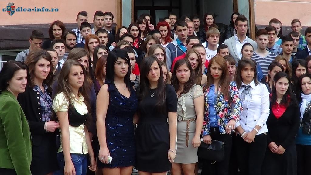 Liceul Teoretic Codlea 2013