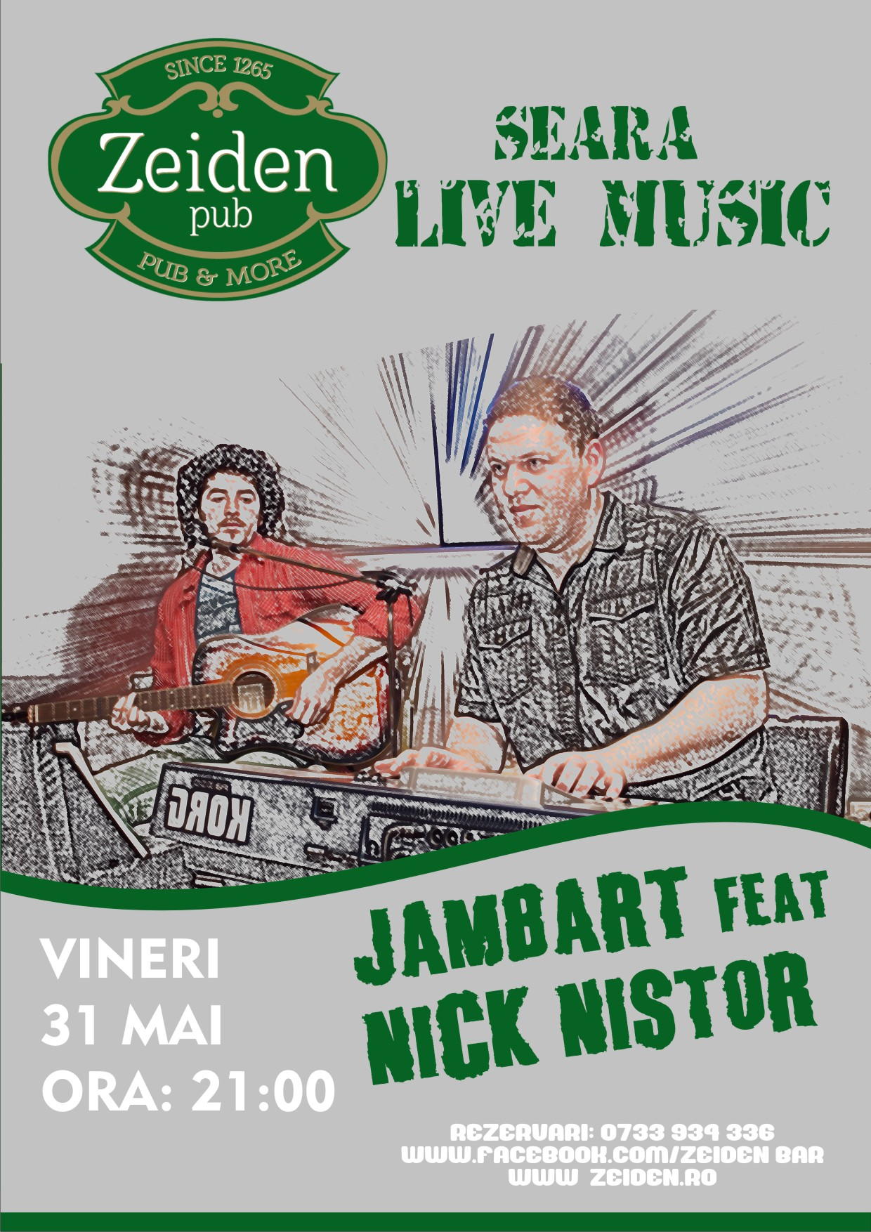 Jam Bart & Nicu Nistor