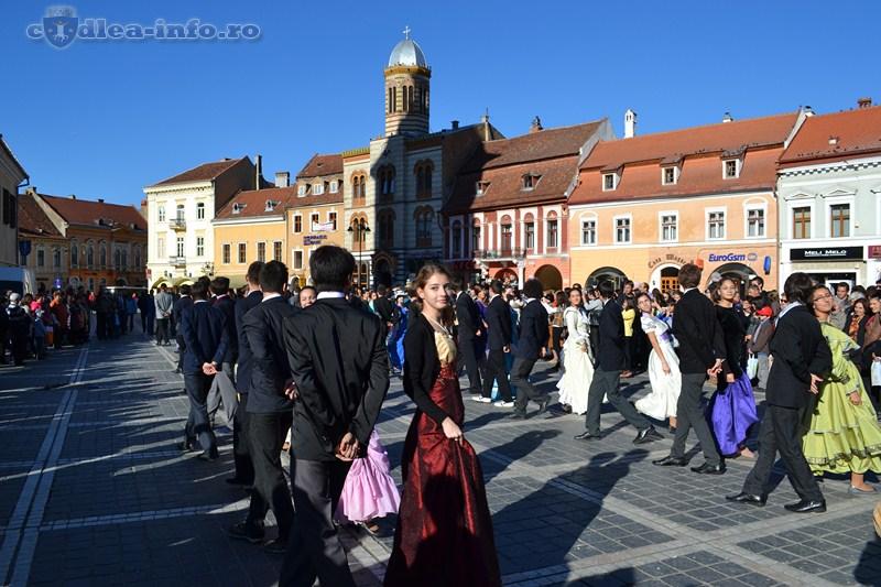 """Dansul ,,Romana"""" ajunge în Austria"""