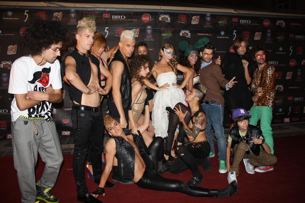 vedete romanian music awards