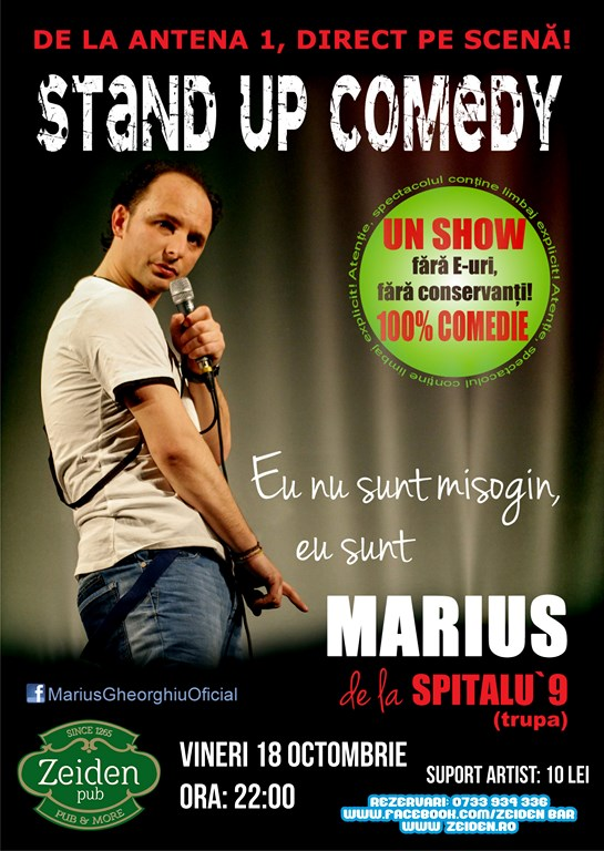 stand up (Copy)