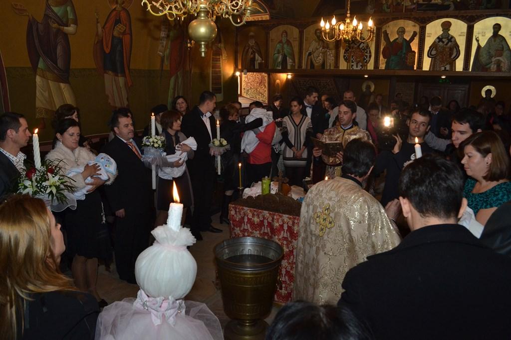 botezul pruncilor Codlea