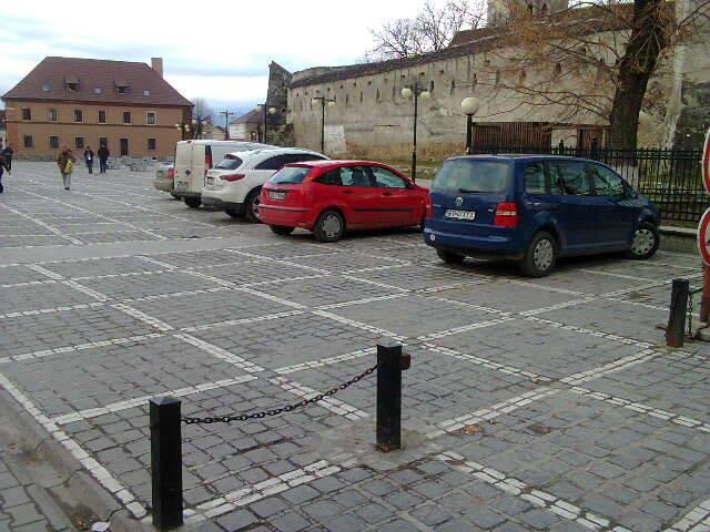parcare promenada codlea