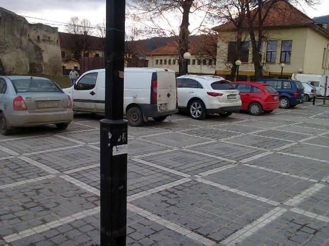 parcare promenada