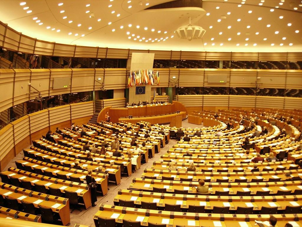 Parlamentul European Brussels