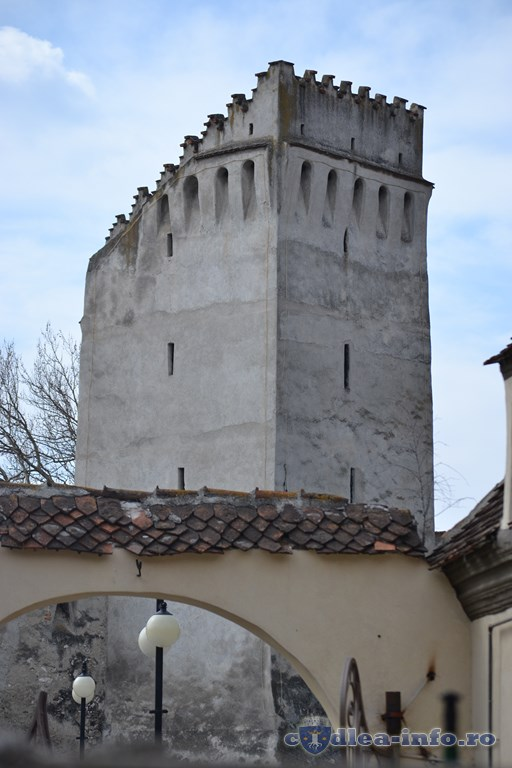 cetatea bastion codlea
