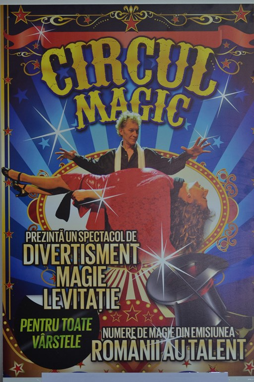 circul magic