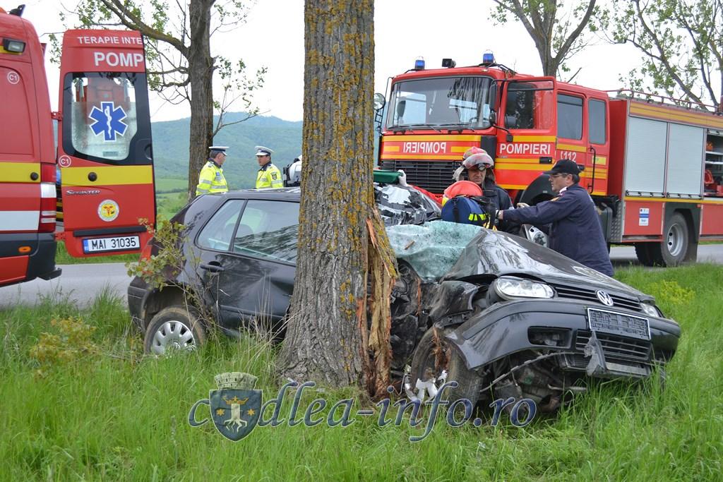 accident rutier intre codlea si vulcan (5)