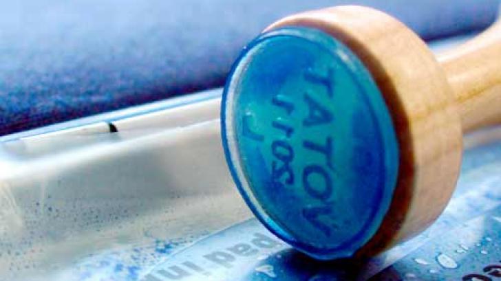 stampila de vot codlea