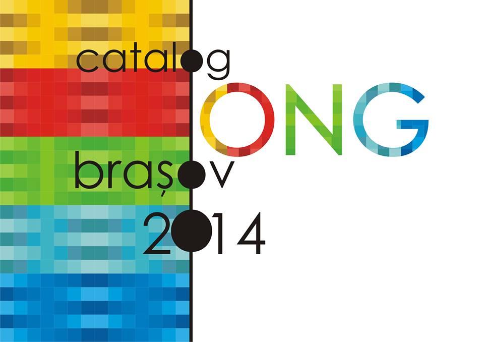 catalog ONG Brasov 2014