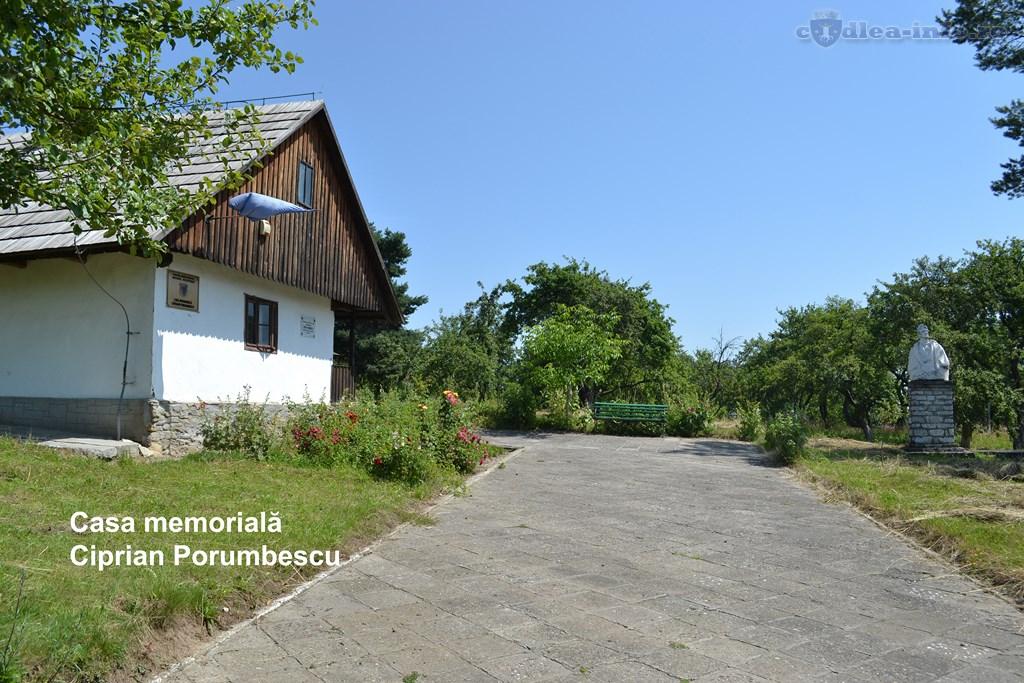 Casa memorială Ciprian Porumbescu (Copy)
