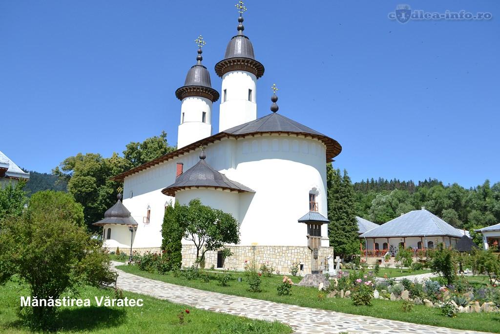 Manastirea Varatec romania