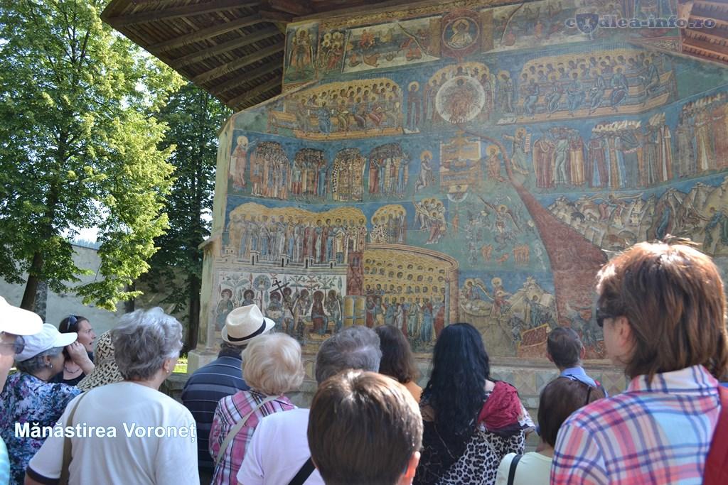 Manastirea Voronet Romania