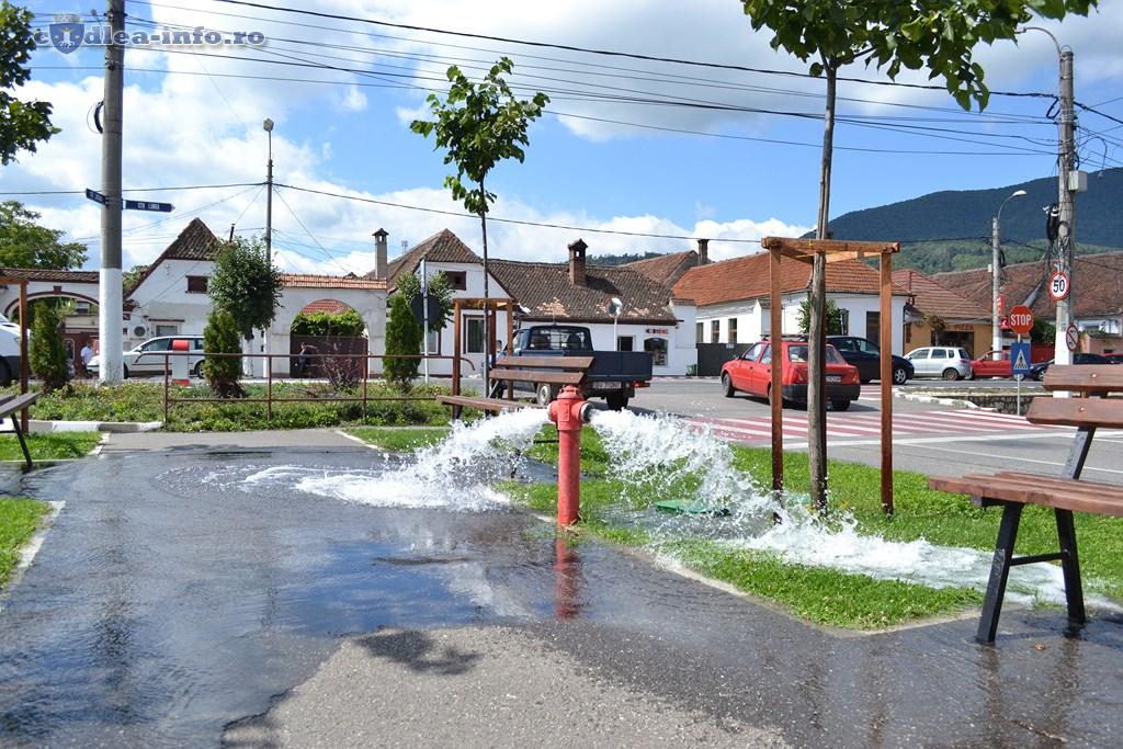 hidrant codlea