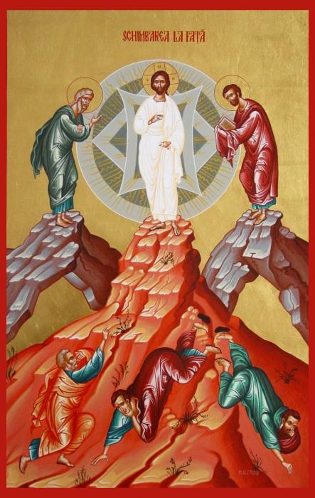 Schimbarea la Față a Domnului nostru Iisus Hristos (6 ...  |Schimbarea La Fata A Domnului