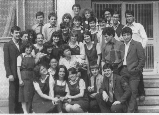 ani de liceu inainte de revolutie