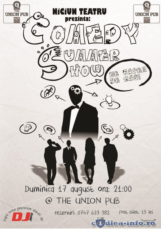 comedy summer show