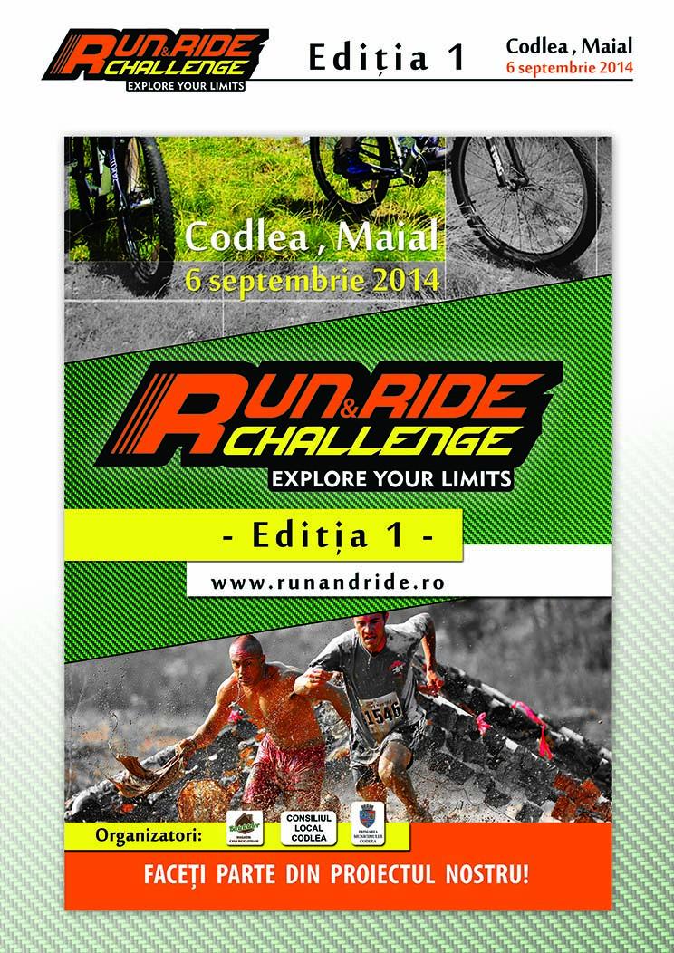 Run and Ride Chalenge