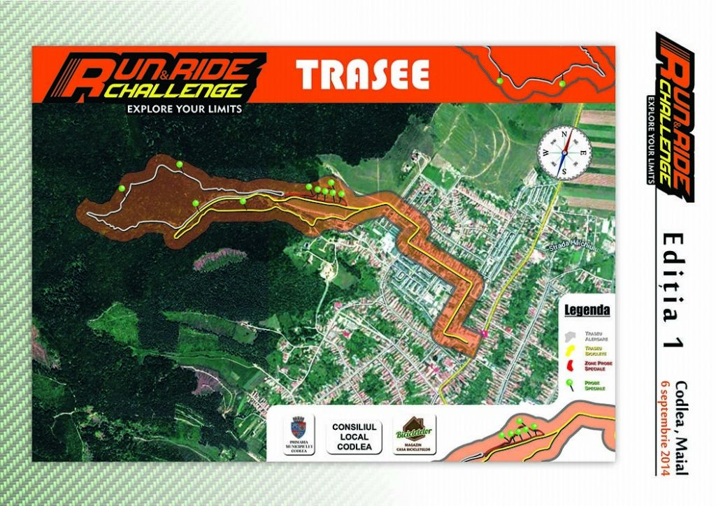 ttraseu run & ride challenge