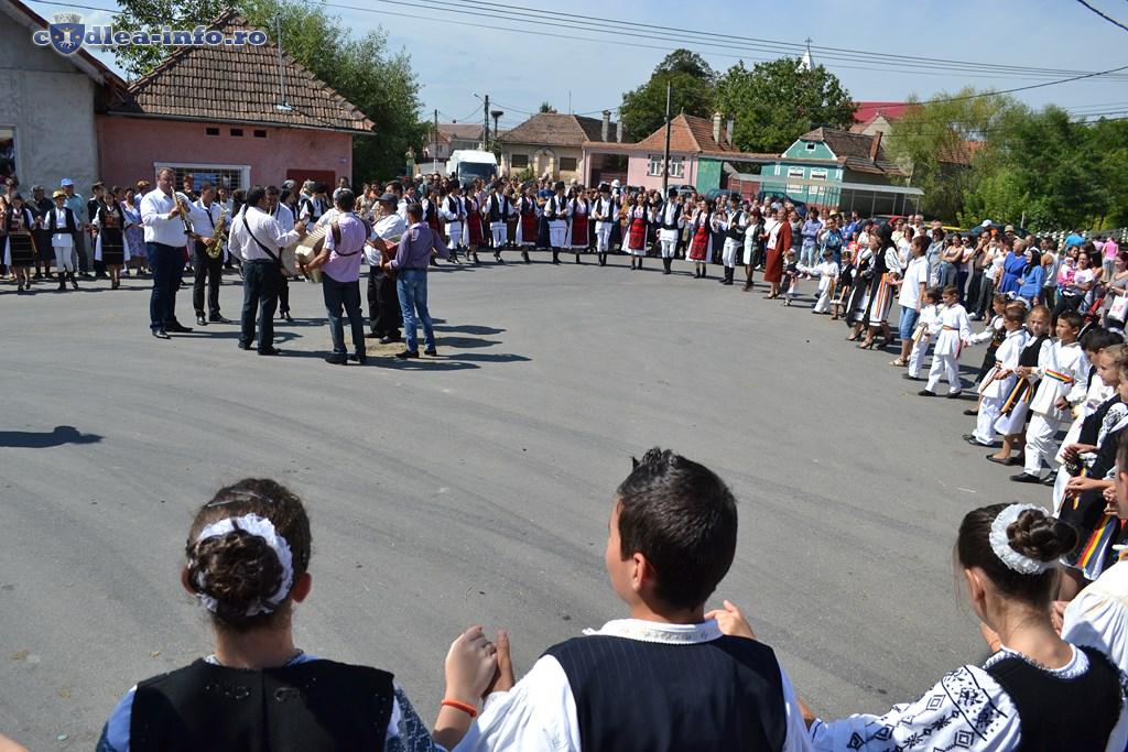 parada portului popular dumbravita (1)
