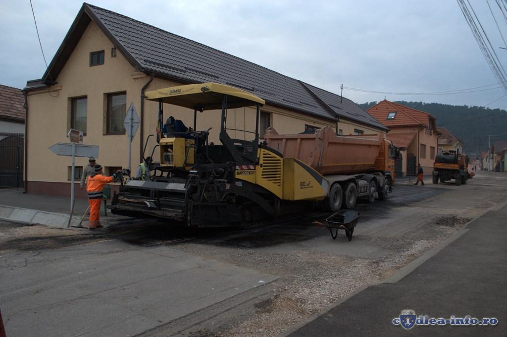 asfaltare str constitutiei codlea