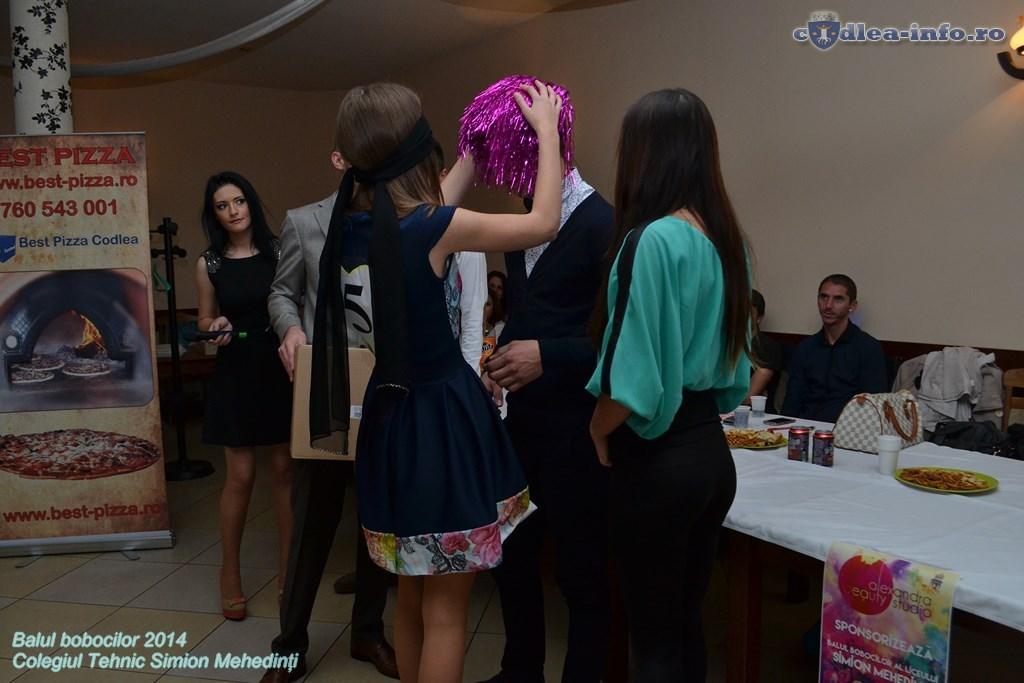 Balul bobocilor CTSM 2014 - 1