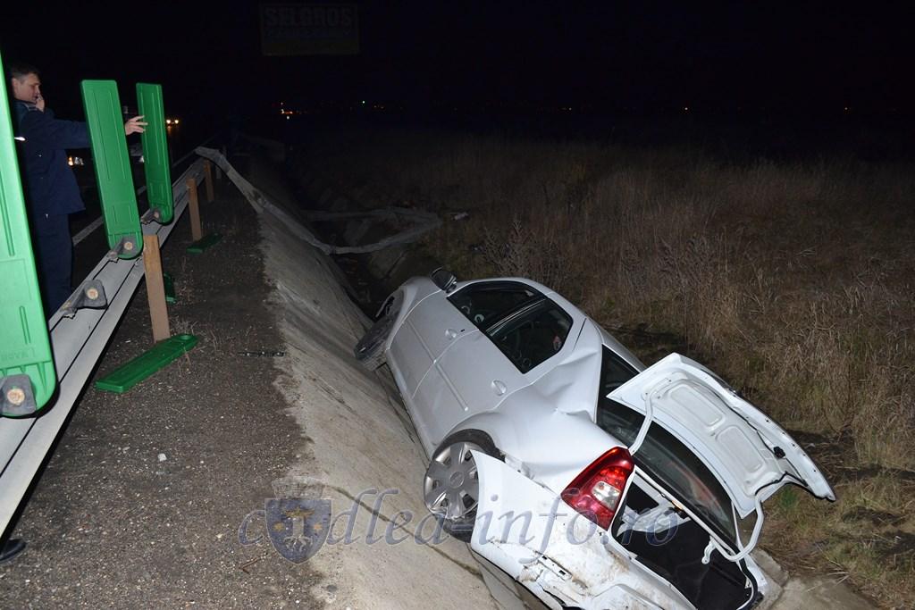 Accident rutier Codlea Ghimbav