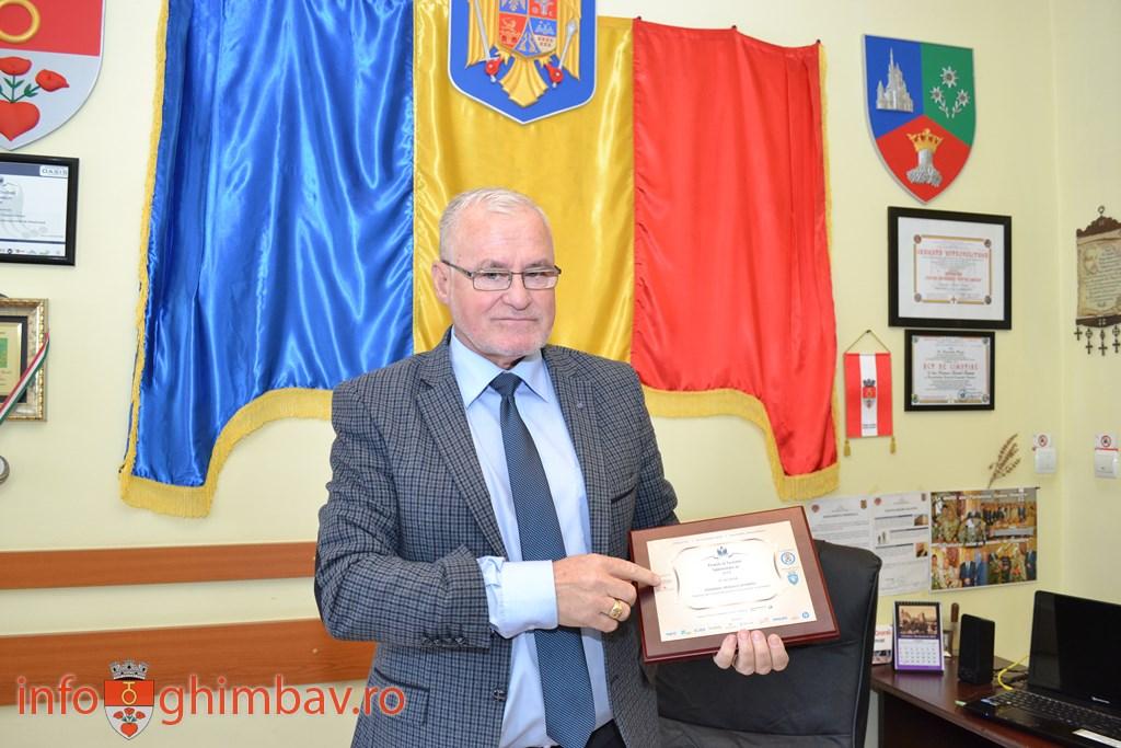 Toma Dorel - Primar Ghimbav