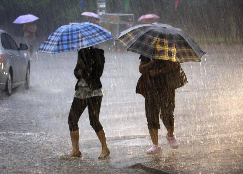vreme de ploaie